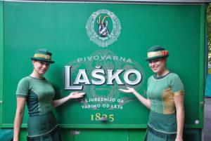 Sponzor Pivovarna Laško