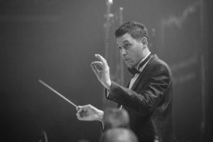 Dirigent Gašper Salobir