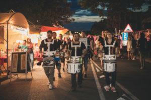 Nastop bobnarske skupine